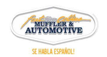 Fort Collins Muffler Logo